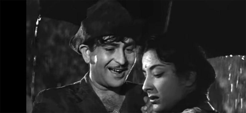 Shree 420 - Raj Kapoor, Nargis, Nadira - MoviePedia
